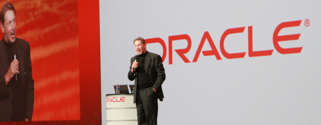 Larry Ellison et Oracle