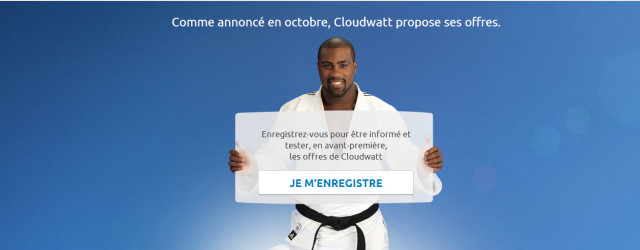 Le cloud et Teddy Riner