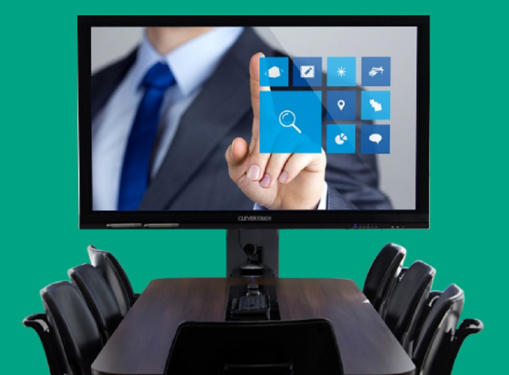 ecran interactif pour professionnel