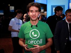 Aircall, la start-up française qui développe une solution de centre d'appel dans le cloud