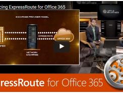 Microsoft Office 365 accessible via un réseau privé