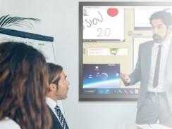 En savoir plus sur l'écran interactif pour les professionnels