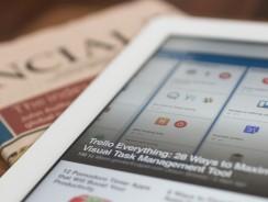 Les médias numériques facilitent l'interaction sociale